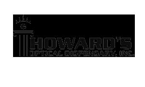 Howard's Optique Logo
