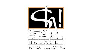 Sami Halaseh Salon Logo